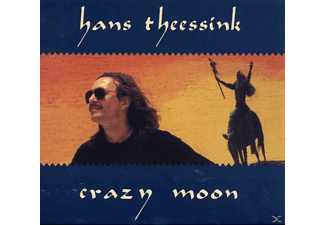 Theessink Hans - Crazy Moon - (CD)
