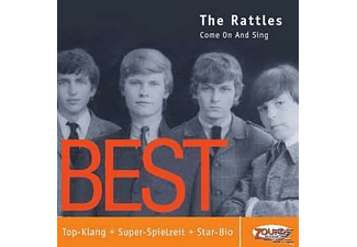 The Rattles - Best-Come On And Sing - (CD)