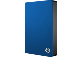 SEAGATE BLAU BACKUP PLUS PORTABLE, 5 TB HDD, 2.5 Zoll, extern