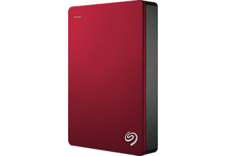 SEAGATE ROT BACKUP PLUS PORTABLE, 4 TB HDD, 2.5 Zoll, extern