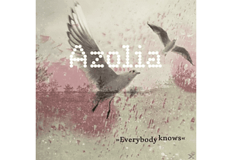 Azolia - Everybody Knows - (CD)