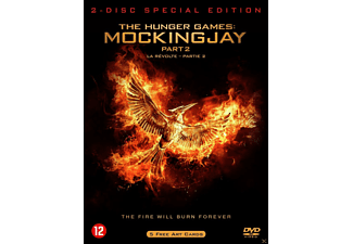 The Hunger Games - Mockingjay Part 2 DVD