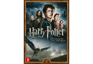 Harry Potter 3: En De Gevangene van Azkaban DVD
