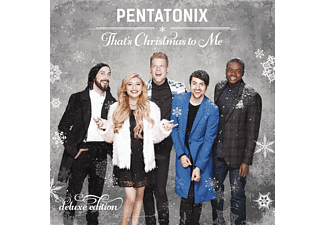 Pentatonix - That's Christmas To Me (Deluxe Edition) [CD]
