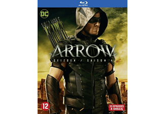 Arrow - Seizoen 4 - Blu-ray