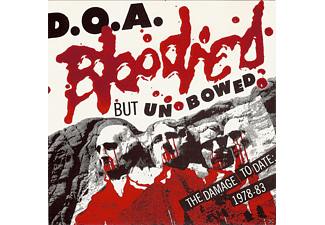 D.O.A. - Bloodied But Unbowed - (Vinyl)