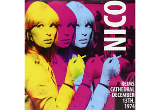 Nico - Reims Cathedral-December 13,1974 - (Vinyl)