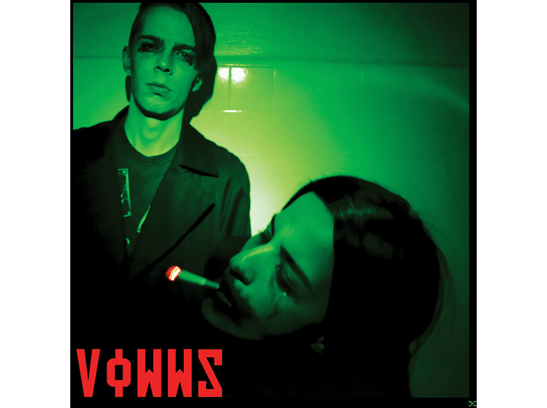 The Vows - Losing Myself In You feat. Gary Numan [Vinyl]