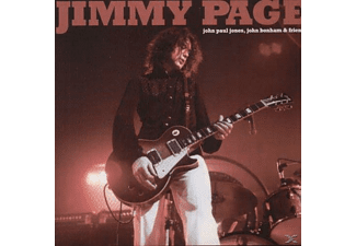 Jimmy Page - No Introduction Necessary-Deluxe Edition - (Vinyl)