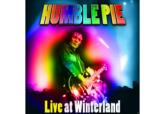 Humble Pie - Live At Winterland - (Vinyl)