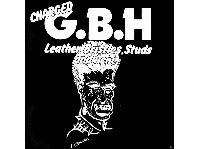Gbh - Leather,Bristles,Studs And Acne [Vinyl]