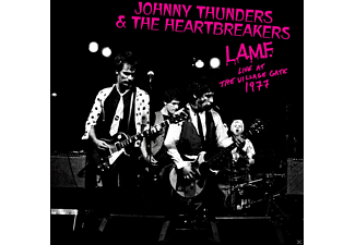 Johnny Thunders, The Heartbreakers - L.A.M.F.-Live At The Village Gate 1977 - (Vinyl)
