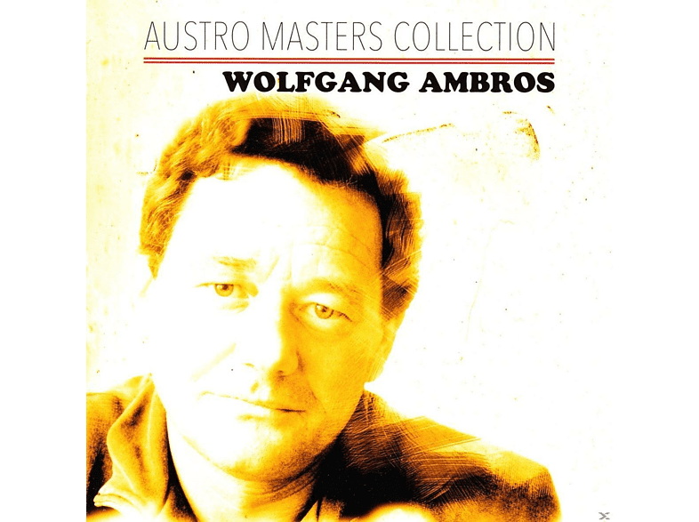 Wolfgang Ambros - Wolfgang Ambros - Austro Masters Collection [CD]