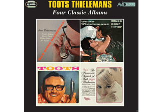 Toots Thielemans - Toots Thielemans-Four Classic Albums - (CD)