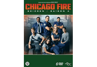 Chicago Fire Saison 4 DVD