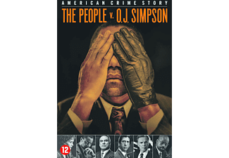 American Crime Story Saison 1 - The People Versus O.J. Simpson DVD
