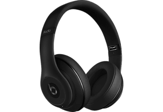 BEATS Studio Wireless, Over-ear Kopfhörer, Bluetooth, Mattschwarz