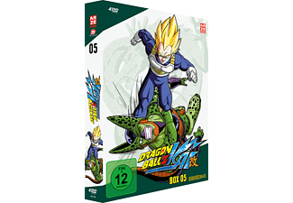 Dragonball Z Kai Box - Vol. 5 - (DVD)