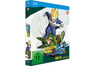 Dragonball Z Kai Box - Vol. 5 - (Blu-ray)