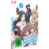 Invaders of the Rokujyōma!? [DVD]