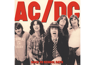 AC/DC - back to school days | LP