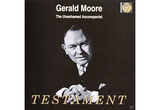 Moore,Gerald/Los Angeles,V. - Gerald Moore-The Unashamed Accompanist - (CD)