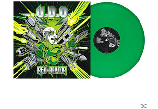 Udo - Rev-Raptor (180 Gr.Clear-Neon-Yellow Vinyl) - (Vinyl)