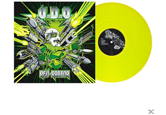 Udo - Rev-Raptor (180 Gr.Clear-Green Vinyl) - (Vinyl)