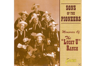 "Sons Of The Pioneers - Memories Of The ""Lucky U"" Ranch - (CD)"