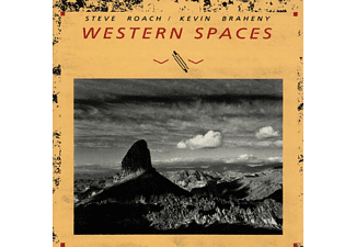 Steve Roach, Kevin Braheny - Western Spaces - (CD)