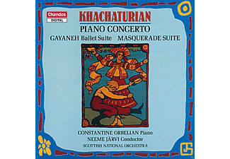 Scottish National Orchestra - Khatchaturian:Klavierkonzert/Gayaneh/Masquerade - (CD)