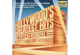 Erich & Cincinnati Pops Orchestra Kunzel - Hollywood's Greatest Hits - (CD)