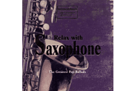 VARIOUS - Relax With Saxophon [CD]