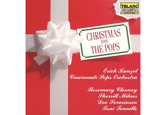 Erich & Cincinnati Pops Orchestra Kunzel - Christmas With The Pops - (CD)