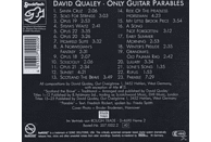 David Qualey - Only Guitar Parables [CD]