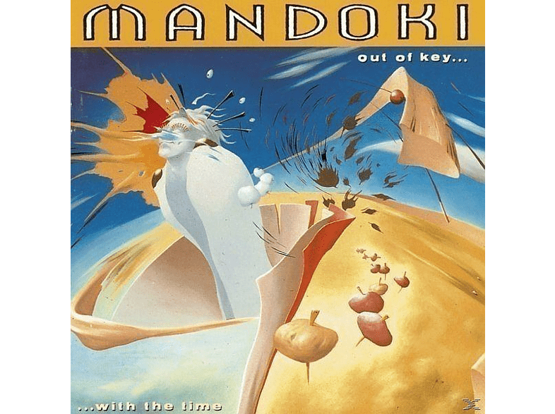 Man Doki - Out Of Key With The Time [CD]