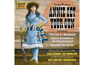 ORIG.CAST, BLACKTON/DEUTSCH/+ - Annie Get Your Gun - (CD)