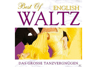 The New 101 Strings Orchestra - Best Of English Waltz - (CD)