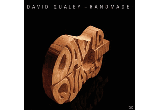 David Qualey - Handmade - (CD)