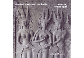 Chum Ngek - HOMRONG - CLASSICAL MUSIC FROM - (CD)