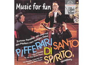 Margaret & Matthias Friederich, Pifferari Di Santo Spirito - Music For Fun - (CD)