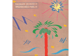 Sugar Minott - Wicked Ago Feel It - (CD)