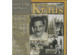 Kraus Alfredo - Popular Songs - (CD)
