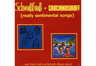 Grachmusikoff - Really Sentimental Songs [CD]