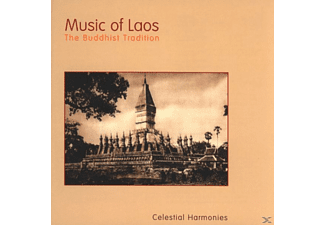 VARIOUS - Music Of Laos - (CD)