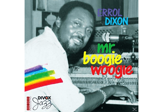 Errol Dixon - Mr Boogie Woogie - (CD)