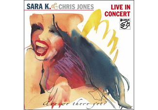 Sara K. - LIVE IN CONCERT - NAUTILUS TOUR 2002 - (CD)