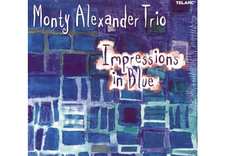 Monty Alexander - Impressions In Blue - (CD)