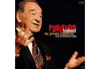 Paul Bigband Kuhn - My Private Collection - (CD)