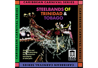 Catelli Trinidad Allstars/S.Jets/+ - Steelbands Of Trinidad+Tobago - (CD)